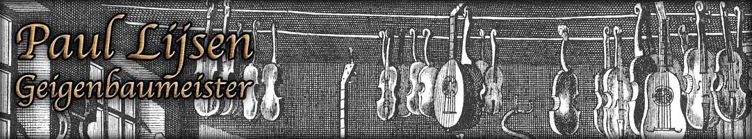 Geigenbau Lijsen